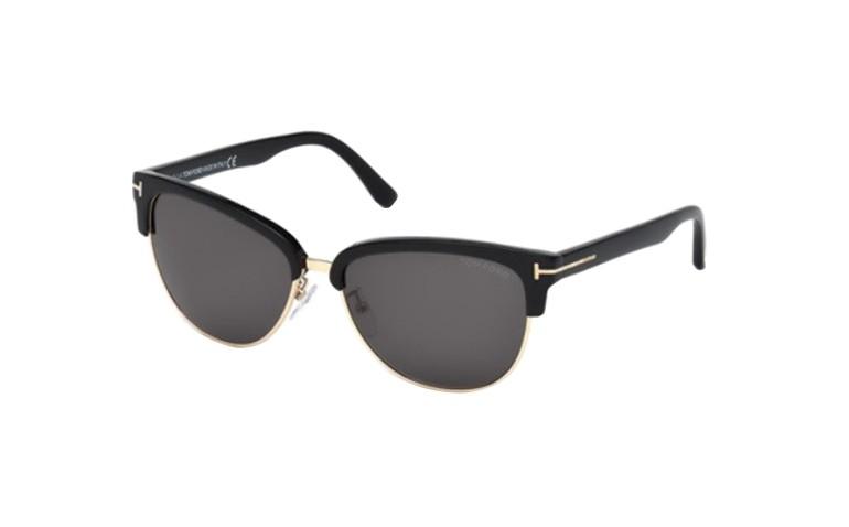 lunettes de soleil femme tom ford fany f036801a nagabbo opticien lyon. Black Bedroom Furniture Sets. Home Design Ideas