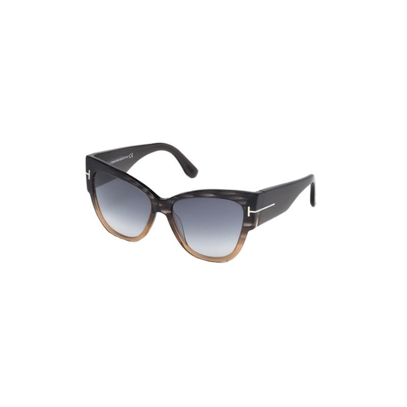lunettes de soleil femme tom ford anouska f037120b nagabbo lyon. Black Bedroom Furniture Sets. Home Design Ideas