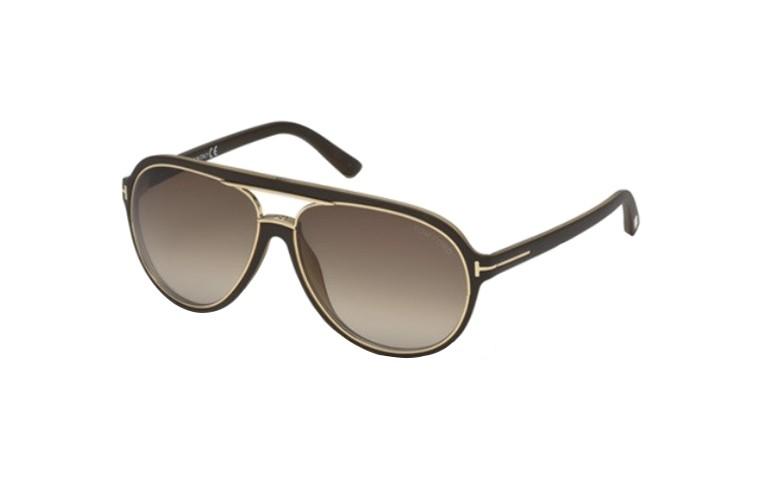 lunettes de soleil homme tom ford sergio f037950k nagabbo lyon. Black Bedroom Furniture Sets. Home Design Ideas