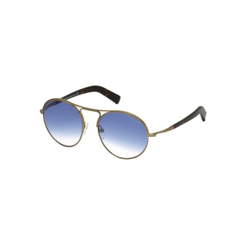 lunettes de soleil homme tom ford tf ft449 37w a lyon. Black Bedroom Furniture Sets. Home Design Ideas