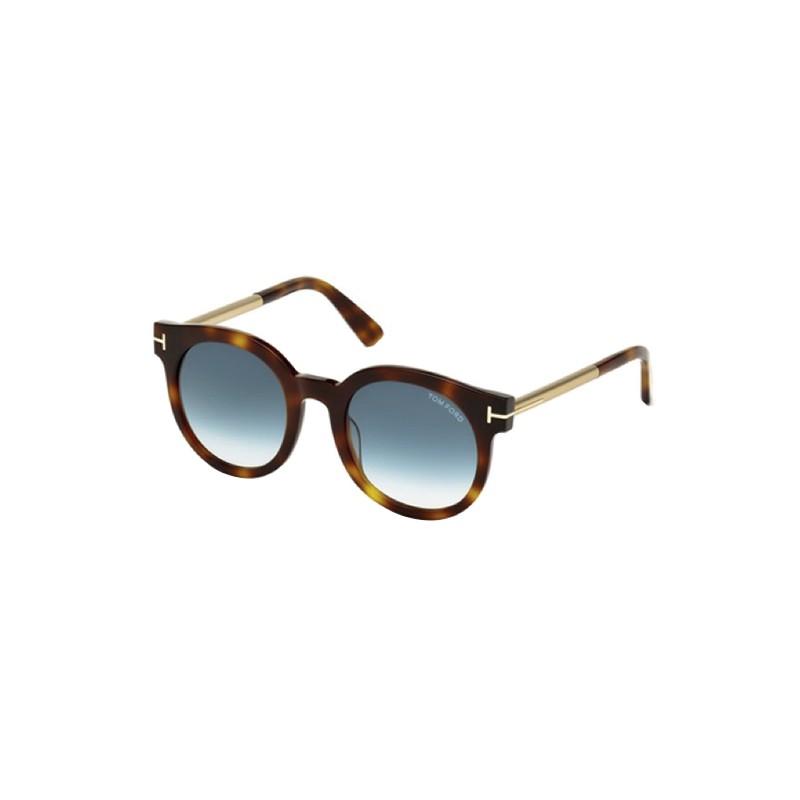 lunettes de soleil femme tom ford tf ft435 52p a lyon. Black Bedroom Furniture Sets. Home Design Ideas