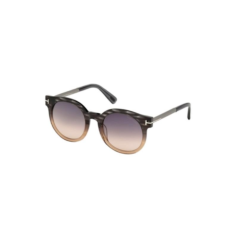 lunettes de soleil femme tom ford tf ft435 20b a lyon. Black Bedroom Furniture Sets. Home Design Ideas