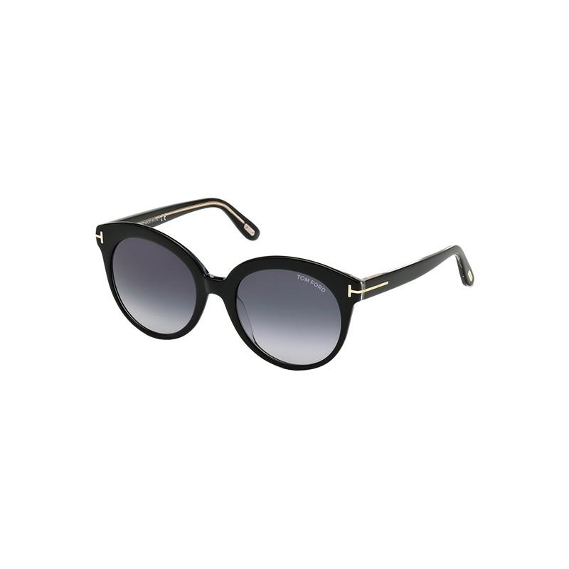 lunettes de soleil femme tom ford tf ft429 03w a lyon. Black Bedroom Furniture Sets. Home Design Ideas
