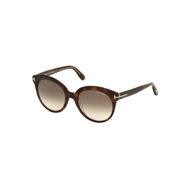 lunettes de soleil femme tom ford tf ft429 56f a lyon. Black Bedroom Furniture Sets. Home Design Ideas