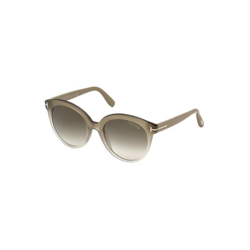 lunettes de soleil femme tom ford tf ft429 59b a lyon. Black Bedroom Furniture Sets. Home Design Ideas