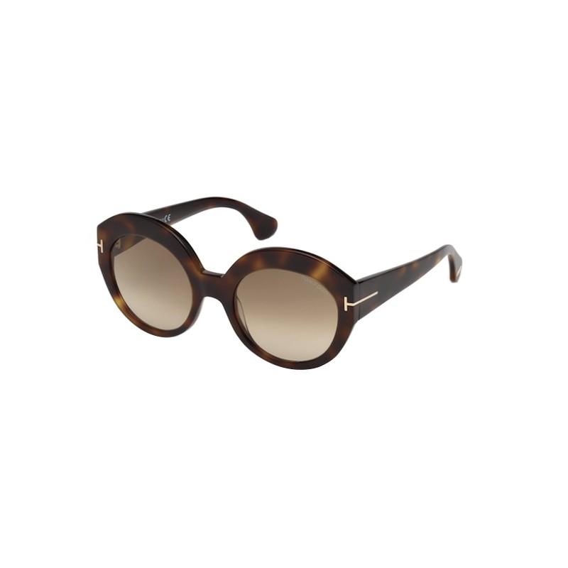 lunettes de soleil femme tom ford rachel ft0533 53f lyon. Black Bedroom Furniture Sets. Home Design Ideas