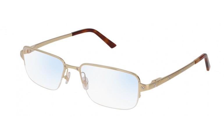 Montures lunettes cartier