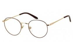 Lunettes de vue GABY02 BORDEAUX SATIN/OR ROSE BRILLANT