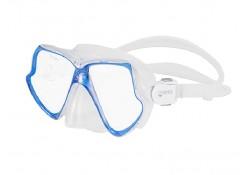 Masque de plongée X-VISION MID Bleu