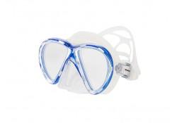 Masque de plongée X-VU Bleu