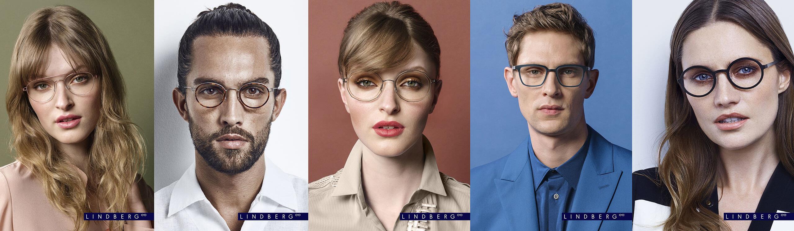Gamme de lunettes de vues hommes / femmes Lindberg